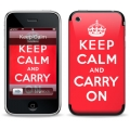 GelaSkins Keep Calm for iPhone 3G/3GS